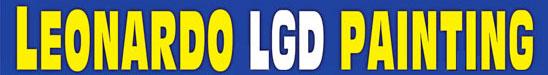 Leonardo LGD Painting LLC's Logo